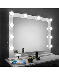 Vanity lighting Industrial Vanity Mirror Lights Kitled Lights For Mirror With Dimmer And Usb Phone Charger Amazoncom Vanity Lighting Fixtures Amazoncom Kitchen Bath Fixtures