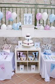 52 Best Twin Baby Shower Images On Pinterest  Birthday Party Twin Boy And Girl Baby Shower Ideas