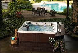 backyard hot tub cost
