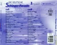 Die Deutsche Schlagerparade Bertelsmann Samplerinfos De