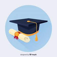 Image result for first grade graduation clipart