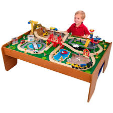 wny deals and to dos kidkraft wooden train table