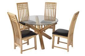 Light Oak Dining Room Furniture Stylish Oak Furniture Dining Table Set Home Design And Oak Dining