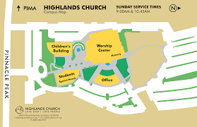 Attend A Service Highlands Church
