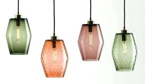 glass pendant shades green pendant lighting green art glass pendant art glass pendant light shades