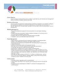 Resume Objective For Graphic Designer Resume Profile Graphic Designer Therpgmovie 13