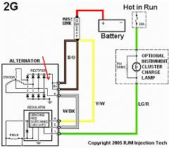 wiring question alternator ford truck enthusiasts forums 3g alternator wiring kit at 1988 Ford Mustang Alternator Wiring Diagram