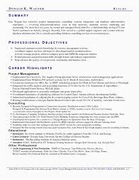 How To Write A Professional Summary For Resume New Resume