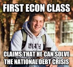 Interesting Economics related memes - Docsity via Relatably.com