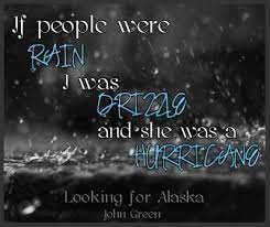 Looking For Alaska Quotes With Page Numbers Cool Looking For Alaska By John Green