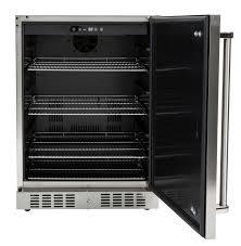 Refrigerator Outdoor 24 Outdoor Refrigerator Model C1bir24 L R Coyote Outdoor Living