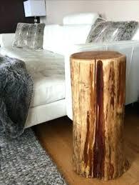 tree stump table tree stump table medium size of furniture stump side table tree trunk table