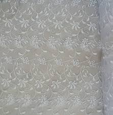 beautifical white lace fabrics french beaded fabric african bridal guipure ml25n132