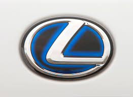 lexus logo. lexus ls 600h l hybrid rear emblem 10 logo