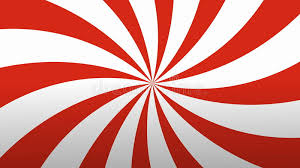 Radial Red Retro Radial Red And White Pattern Stock Footage Video Of Circus