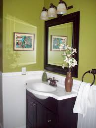 green bathroom color ideas. Perfect Bathroom Splendid Retro Bathroom Ideas With Rug Set Green  Color Inside