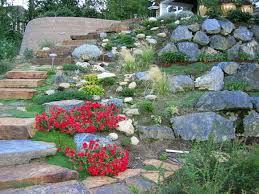 Small Picture Rock Garden Designs Garden Design Ideas