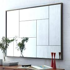 mirrored wall panels in living room panel mirror panelling for walls multi foxed removing ro