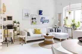 Studio Apartments Decorating Small Spaces Magnificent 48 Simple Small Living Room Ideas Brimming With Style