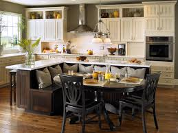 Kitchen Islands A Kitchen Island With Built In Seating Is A Great Option If You