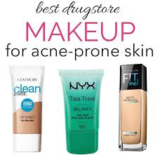 best makeup oily acne e skin