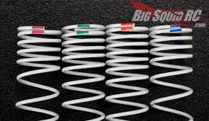 Traxxas Spring Color Chart Traxxas 4 X 4 Tuning Springs Big Squid Rc Rc Car And Truck