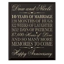 tenth wedding anniversary gifts for couples with 10th wedding anniversary gift ideas for couple australia plus