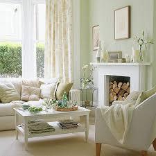 RusticpastellivingroomwithsmallsofasLiving Room Pastel Colors