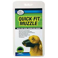 Four Paws Quick Fit Muzzle
