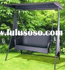 outdoor furniture swing chair. Swinging Chair Outdoor Furniture Swing Awesome Black Stained Cozy Garden Patio With . S