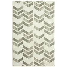 grey and cream area rug striped pellot light gray
