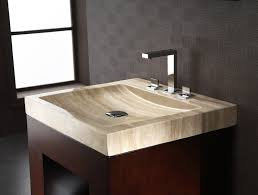 the vanity sink attached beneath a countertop of marble granite or ceramic has not lost its standing as one of the most common in bathroom sink styles