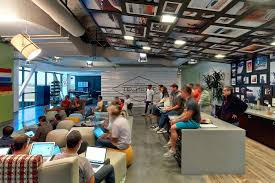 Google Office Interior Design Interiorgoogle  Usa