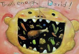 no david food