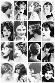 1920 Hair Style 1920s hairstyles a collection of 1920s photographs depicting 5422 by wearticles.com