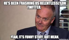 Creed Quotes Adorable 48 Creed Bratton Quotes That Will Weird You Out But Also Make You