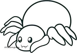 Baby Monkey Coloring Pages Cute Baby Monkey Coloring Pages Spider