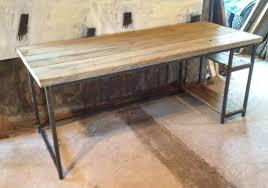 custom office desks for home. Thrifty Industrial Custom Office Desks For Home