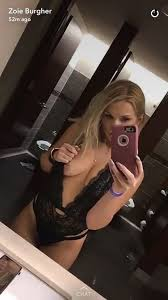 Zoie Burgher Nude Sexy Photos Video