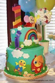 Babyfirst Tv Birthday Cake 1st Birthday Party Joelle 1st