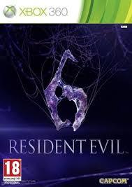 Resident Evil 6 RGH Xbox 360 +DLC Mega Español