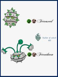 Ferroseed Evolution Chart When Does Ferroseed Evolve 2019