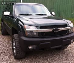 2002 Chevrolet Avalanche Helo He835 Supreme Suspension Leveling Kit