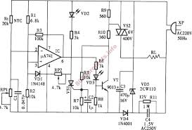 electronic circuits 8085 projects blog archive rice rice cooker temperature controller circuit