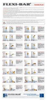 Easy Shaper Exercise Chart 12 Meilleures Images Du Tableau Flexi Barrrrrr En 2015