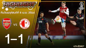 อาร์เซนอล 1-1 สลาเวียปราก - BaanBalls