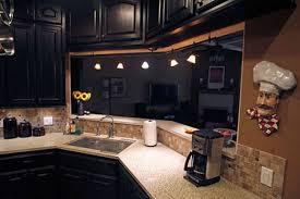 Distressed Kitchen Furniture Distressed Kitchen Cabinets Black Spray Painting Kitchen Cabinets