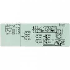 repair parts 1318 mkp parts sticker diagram 1318 nr 501