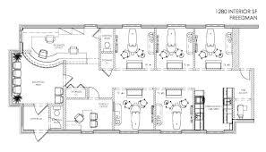 office floor layout. Delighful Floor Ergonomic Office Floor Layout Design Dental Plan Outstanding To