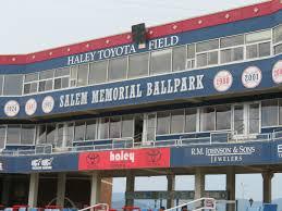 Haley Toyota Field At Salem Memorial Ballpark Salem Red Sox